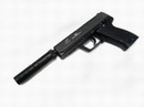Double Eagle M81 Metal Gear SEMI/FULL AUTO Electric Pistol