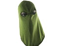 Hood 2 USMC SWAT Balaclava Protect Cotton Face Mask -OD