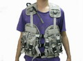 CQB Navy Tactical MOD MOLLE Vest With Hydrations System -ACU
