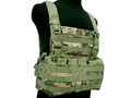 Multicam Special Force Full Load Bearing MOLLE Combat Vest - CP