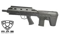 APS UAR501B Urban Assault Rifle AEG (Black)
