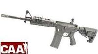 CAA Airsoft Division Metal Body M4 Carbine AEG (Black)