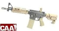 CAA Airsoft Division Metal Body M4 CQBR AEG (Dark Earth)