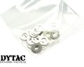 DYTAC 30pcs Stainless Steel Precision Shim (0.3mm)