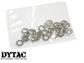 DYTAC 30pcs Stainless Steel Precision Shim (0.5mm)