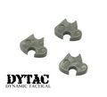 DYTAC POM Gear Delayer for AEG (Pack of 3) -Black