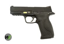WE Metal Slide M&P GBB Pistol (Black)