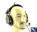 Z-Tactical Z039 TCI Liberator II Headset (Black)