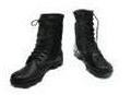Nob Hi-Air Flow Standard Boot - Black