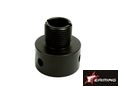 EAIMING CNC H13 Steel Silencer Adapter 16mm (+) to 14mm (+)