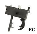 E&C Upgrade Version L96 Metal Gear trigger box – Black