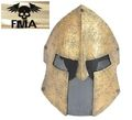 FMA Wire Mesh Sparta Mask - Chrome