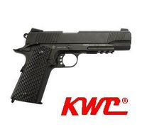 KWC Metal M1911 CO2 Pistol Black