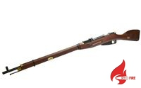 Red Fire Real Wood Mosin Nagant Gas Bolt action Rifle