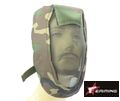 EAIMING Ver.II Metal Steel Full cover Face Mask – Woodland Camo