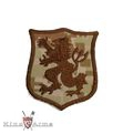 King Arms Lion-S Velcro Embroidery Patch Multi Cam
