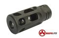 Magpul PTS Metal GOGUN SuperComp No Talon Flash Hider (14mm CCW)