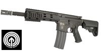 "SOCOM Gear Licenced Daniel Defense M4 MFR 7"" AEG (Black)"