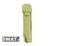 SWAT Nylon Molle MP7 Silencer Pouch (Olive Drab)