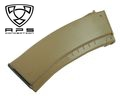 APS HI-CAP 500rd AK series magazine (Dark Earth)