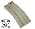 APS 300rd Hi-Cap METAL Magazine for ASR/M16/M4 AEG (Earth)