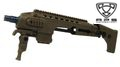 APS CAC Carbine Kit For G17/G18C/RAM Combat (Dark Earth)