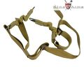 King Arms ST Tactical Elastic Sling - TAN