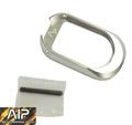 AIP Magwell Ver. 2013 (Silver) (Type 3) for Hi-capa 5.1/4.3