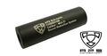 APS Metal 110mm Silencer (14 CW / CCW, Black)