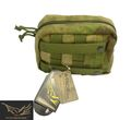 (Cancel)FLYYE MOLLE Medical First Aid Kit Pouch- A-TACS-FG