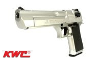 KWC Metal Slide Desert Eagle 50AE CO2 GBB Pistol (w/marking,SV)