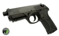 WE Metal Slide Bulldog PX4 GBB Pistol (Black)