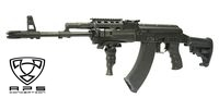 APS Metal Body AK47 EBB PMC Version (ASK208, Black)