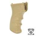 APS US style Ergonomics Grip for ASK AEG Series (Dark Earth)