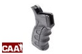 CAA Airsoft Division UPG16 Interchangeable Grip for M4 GBB (BK)
