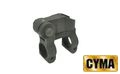 CYMA Metal SPR type Folding Front Sight for M16 / M4 AEG