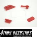 Strike Industries Battle Case SHOX Accessories for Iphone5(red)