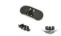 G&D Systema Grip End Plate for PTW (black)