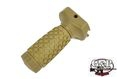 G&P Short Rubber Foregrip For RAS Series (Sand)