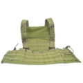 Special Force Full Load Bearing MOLLE Combat Vest - OD