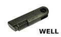 Well Folding fore grip for Well R4 MP7 AEG (Black)