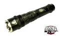 G&P LED Flashlight with Attack Head (Black)