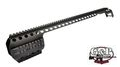 G&P Metal Shotgun Receiver Rail for M870 Series (Heavy, Black)