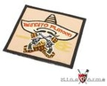 King Arms Seal Team 7 Banoito Platoon Embroidery Patch (Tan)
