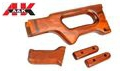 A&K Real Wood Conversion Kit for PKM AEG