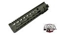 G&P Metal TMR 9.5 inch RAS for M4 / M16 AEG (Black)