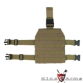 King Arms Drop Leg Holster (Tan)