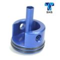 SHS Cylinder head & Rubber cushion for Ver.3 gearbox(Blue, Long
