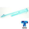 SHS Tappet Plate for Ver.3 Gearbox (Transparent blue)