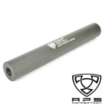 APS 230mm Mock Silencer (14mm CW/CCW, Black)